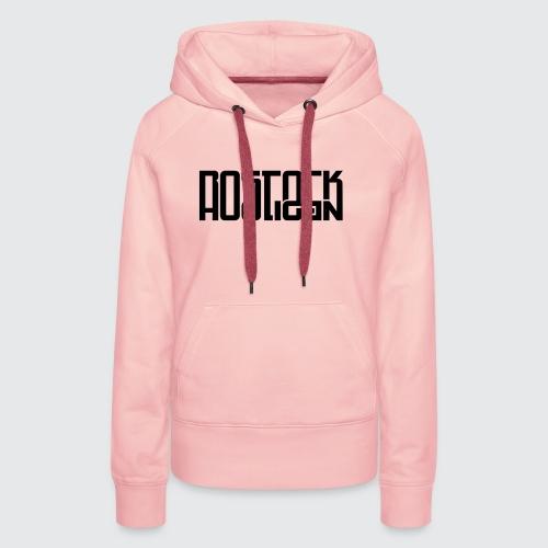 Rostock Hooligan - Frauen Premium Hoodie