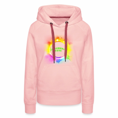 Nice and modern design for You - Women's Premium Hoodie