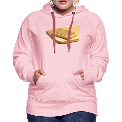 Pindaplankje Shirt - Vrouwen Premium hoodie