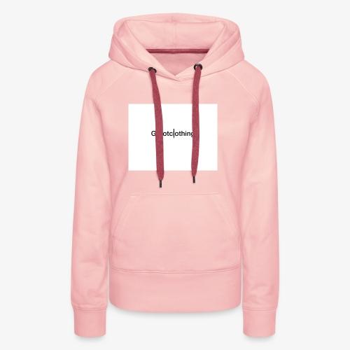 grootclothing - Vrouwen Premium hoodie
