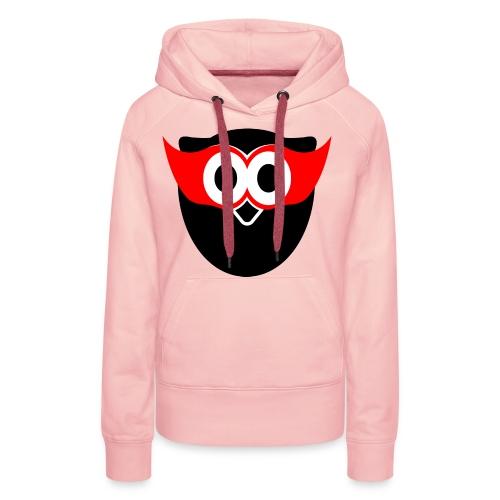 Naughty Owl - Frauen Premium Hoodie