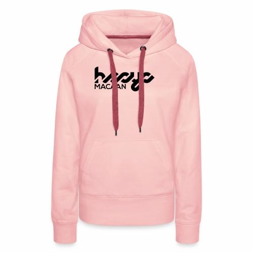 HOOYO MACAAN T-SHIRT - Women's Premium Hoodie