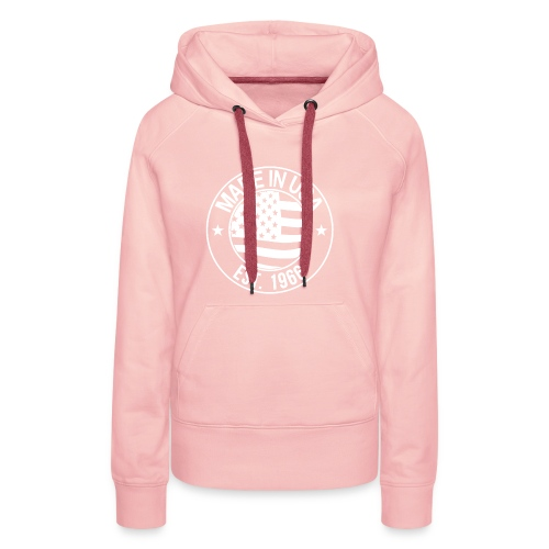 Made in usa - Frauen Premium Hoodie