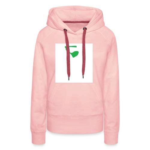 Decerion-Line - Frauen Premium Hoodie