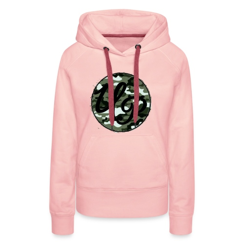 Unique Productions Camo Print - Women's Premium Hoodie