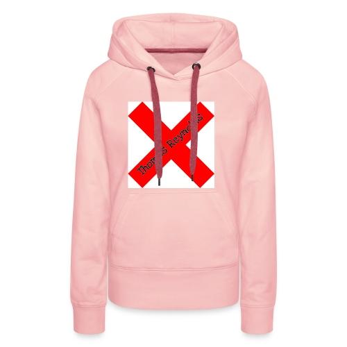 Thomas Reynolds X - Women's Premium Hoodie