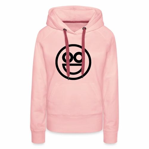 EMOJI 16 - Sweat-shirt à capuche Premium pour femmes