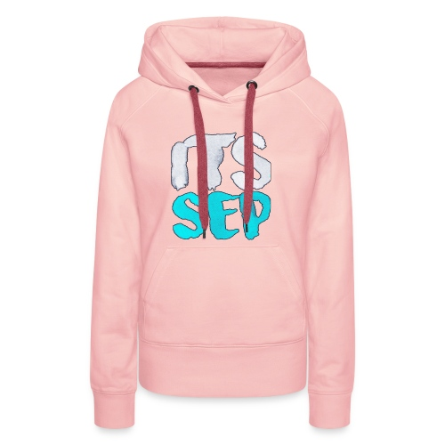 png shirt webshop - Vrouwen Premium hoodie