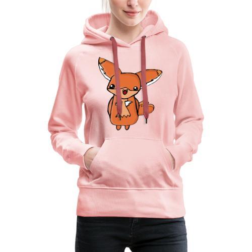 Ximo la bête - Sweat-shirt à capuche Premium pour femmes