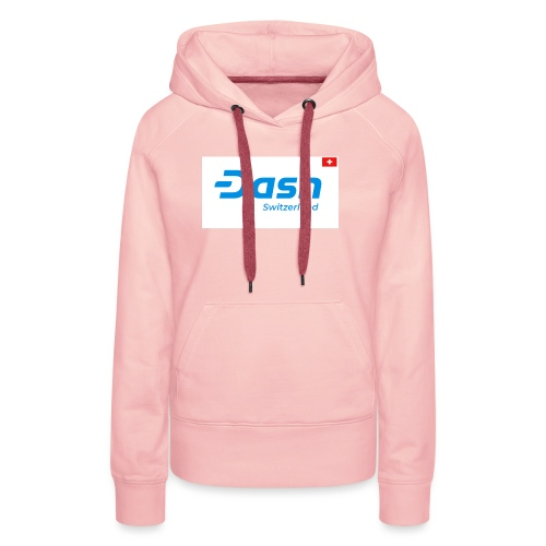 Dash Switzerland - Frauen Premium Hoodie