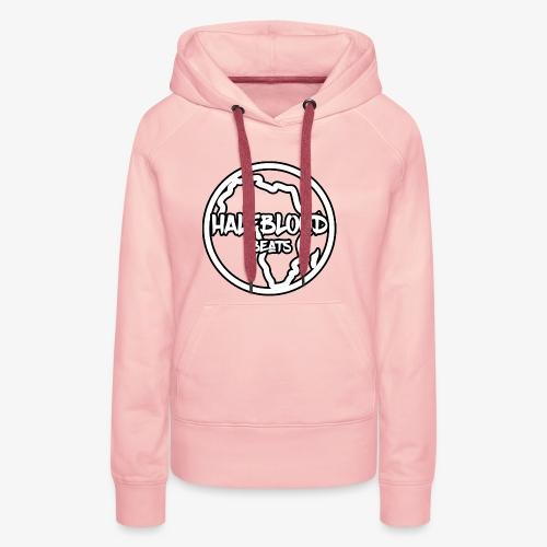 halfbloodAfrica - Vrouwen Premium hoodie