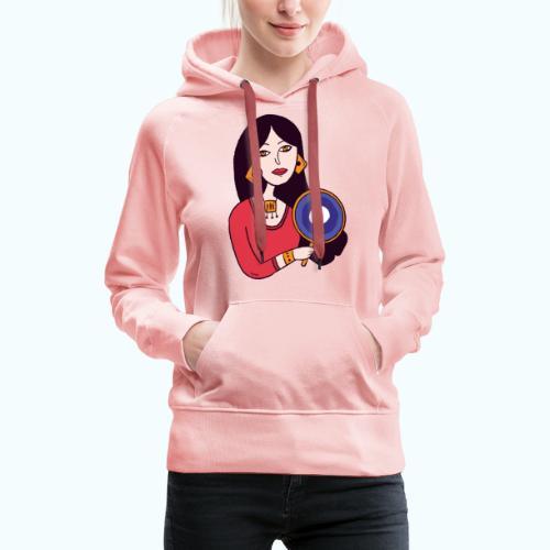 Fashion Girl - Women's Premium Hoodie