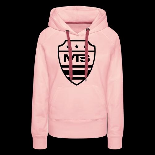 MTS92 BLASION - Sweat-shirt à capuche Premium pour femmes