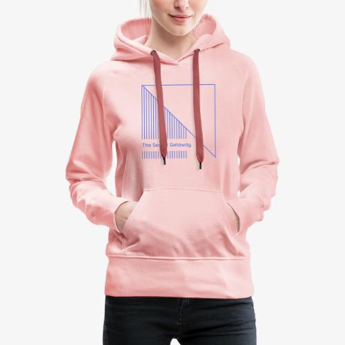 The Secret Getaway - Women's Premium Hoodie