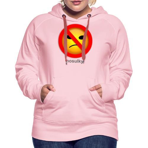 nosulky - Sweat-shirt à capuche Premium pour femmes