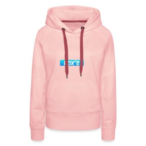 Nox's - Sweat-shirt à capuche Premium pour femmes