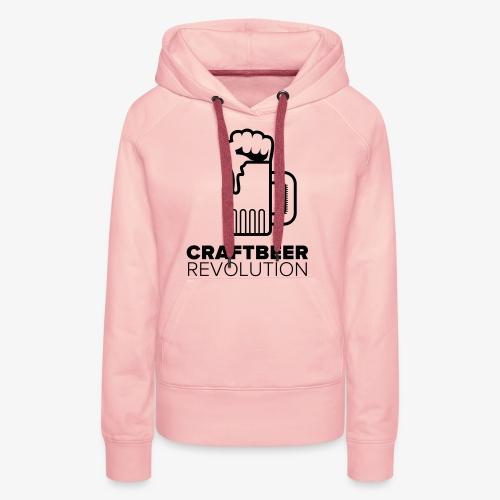Craftbeer Revolution - Frauen Premium Hoodie
