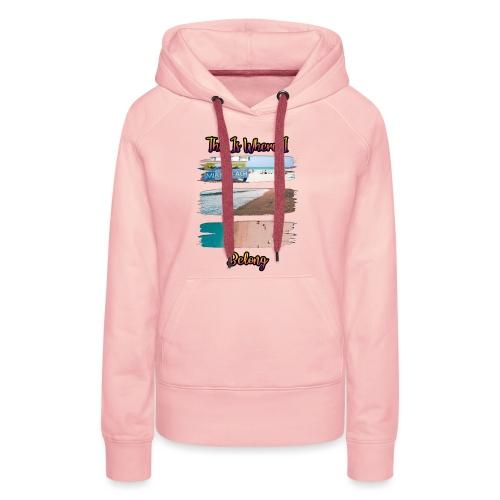 Beach - Women's Premium Hoodie