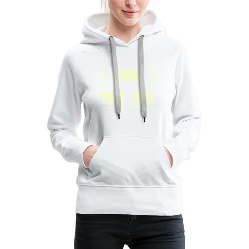 Adore Your Core - Women's Premium Hoodie