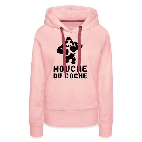 Wichtigtuer - Frauen Premium Hoodie