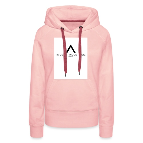 Invers Industries Full White - Women's Premium Hoodie