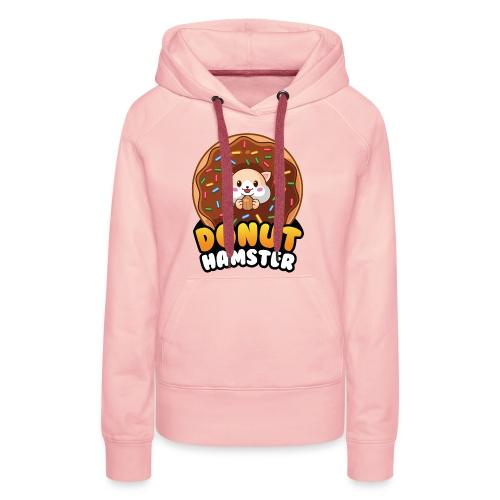 Donut Hamster - Frauen Premium Hoodie