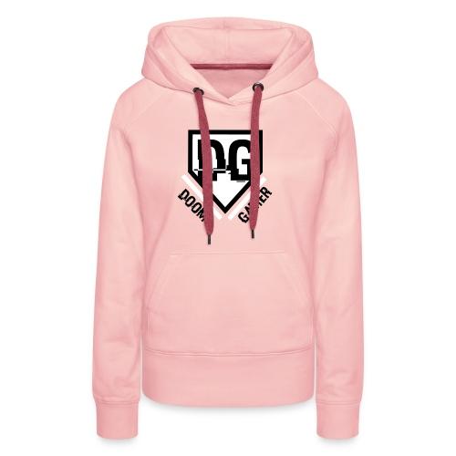 Doomgamer rugzak v2.0 - Vrouwen Premium hoodie