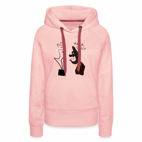Learning drums - Women's Premium Hoodie