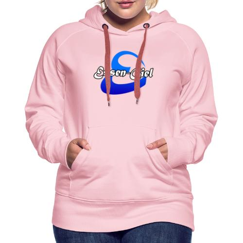 Collection Goodies Essen-Ciel - Sweat-shirt à capuche Premium pour femmes