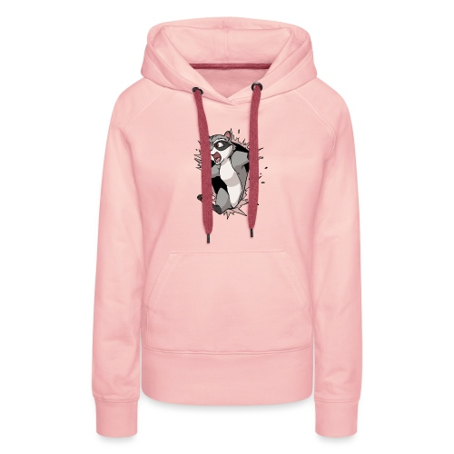 The great escape - Frauen Premium Hoodie
