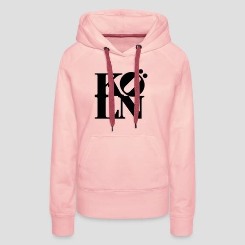 KOELN - Frauen Premium Hoodie