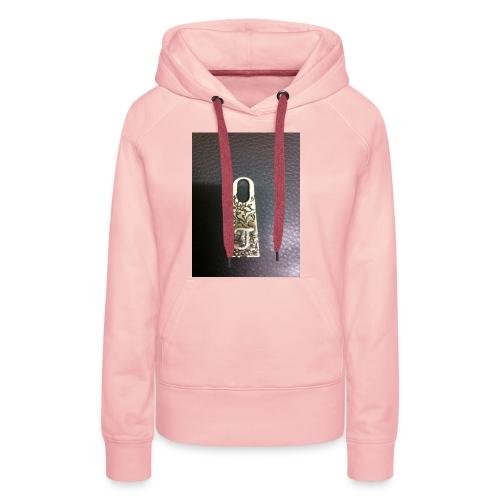 IMG 0285 - Sweat-shirt à capuche Premium pour femmes