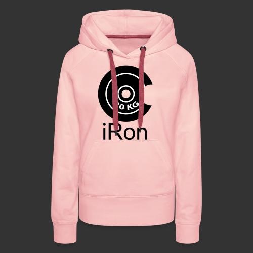 iRon - Hantel - Frauen Premium Hoodie