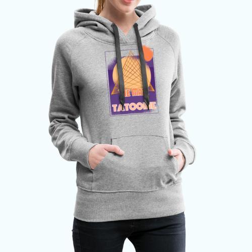 The Maze Tatooine - Women's Premium Hoodie