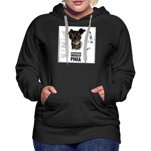 Psycho Pinia - Frauen Premium Hoodie