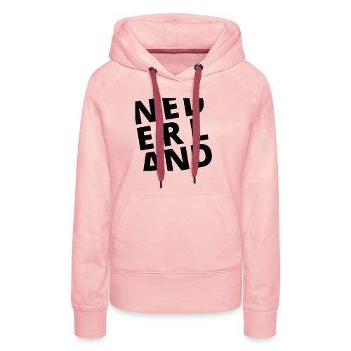 Nederland - Vrouwen Premium hoodie