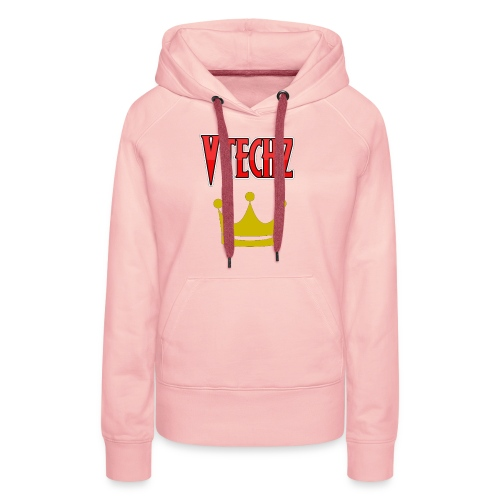 Vtechz King - Women's Premium Hoodie