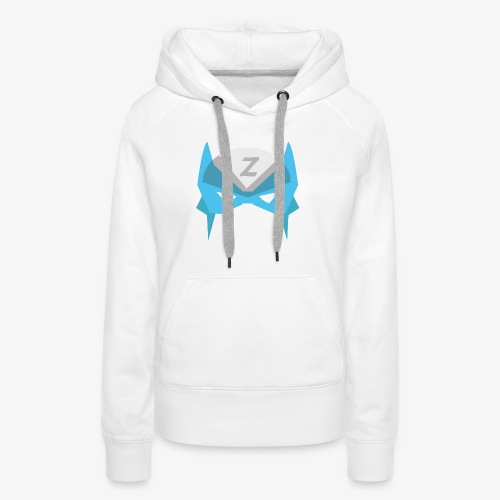 MASK 3 SUPER HERO - Sweat-shirt à capuche Premium pour femmes