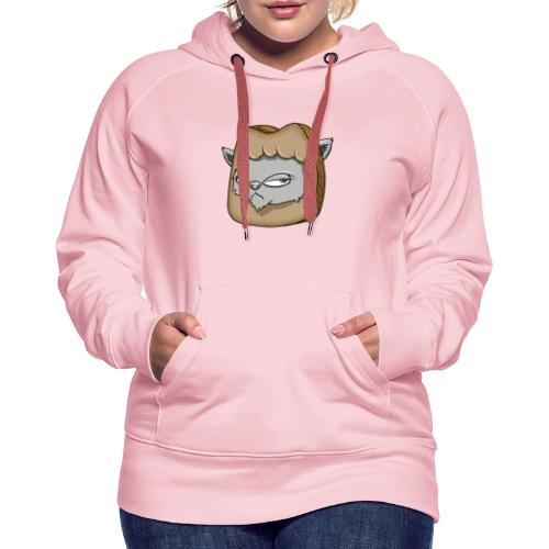 Katze und das Toastbrot - Frauen Premium Hoodie
