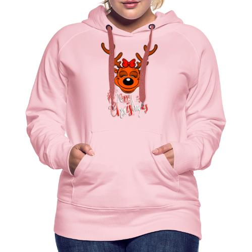 Merry Christmas - Frauen Premium Hoodie