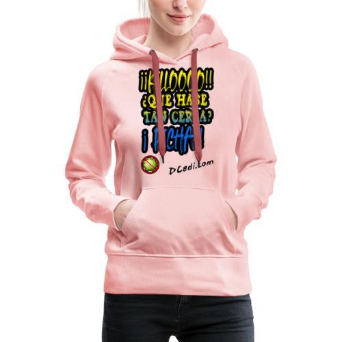 Killoooooo - Sudadera con capucha premium para mujer