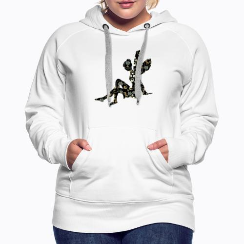 fairy abstract - Women's Premium Hoodie