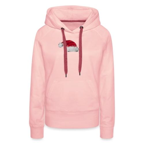 Kerstmuts - Vrouwen Premium hoodie
