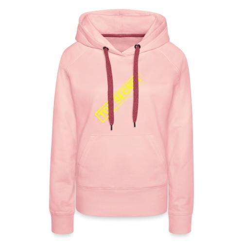 Top Secret - Sudadera con capucha premium para mujer