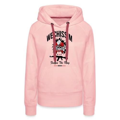 wechissim - Sweat-shirt à capuche Premium pour femmes
