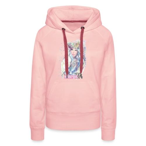 Viege By Yo&Dee - Sweat-shirt à capuche Premium pour femmes