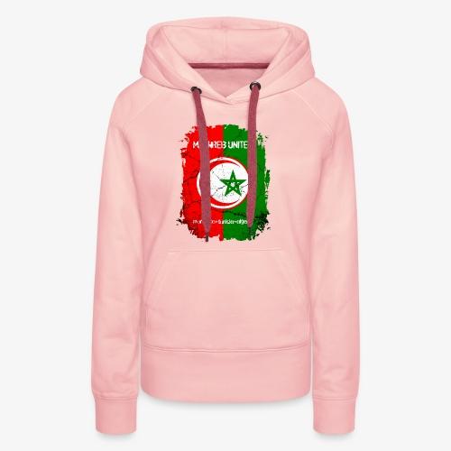 Maghreb United Nordafrika - Frauen Premium Hoodie
