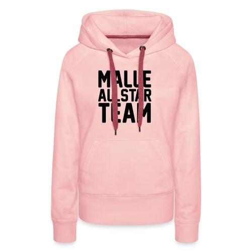 Malle Allstar Team - Frauen Premium Hoodie