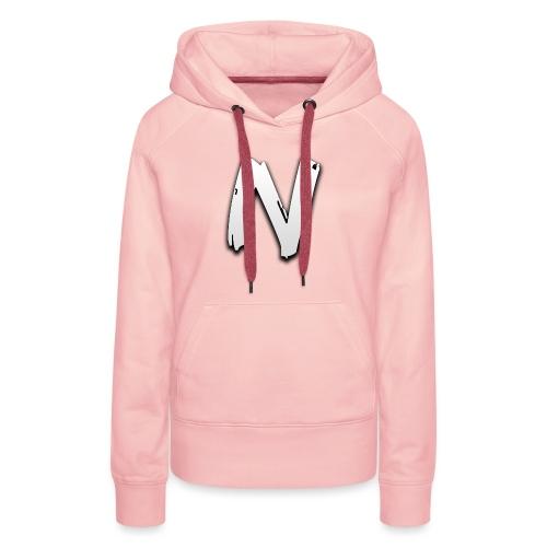 NormalNick LOGO - Vrouwen Premium hoodie