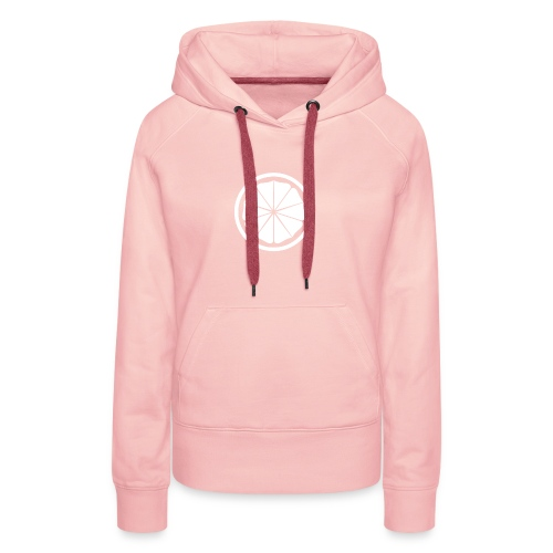Seishinkai Karate Kamon white - Women's Premium Hoodie